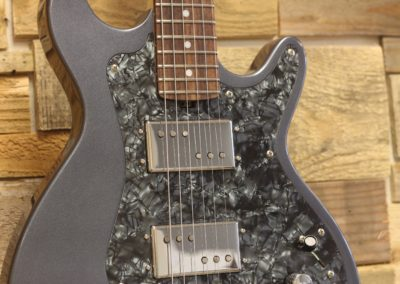 Silver Khrosis With Wide Range Pickups
